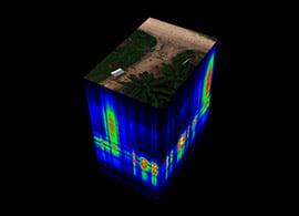 Hyperspectral Sensor Output