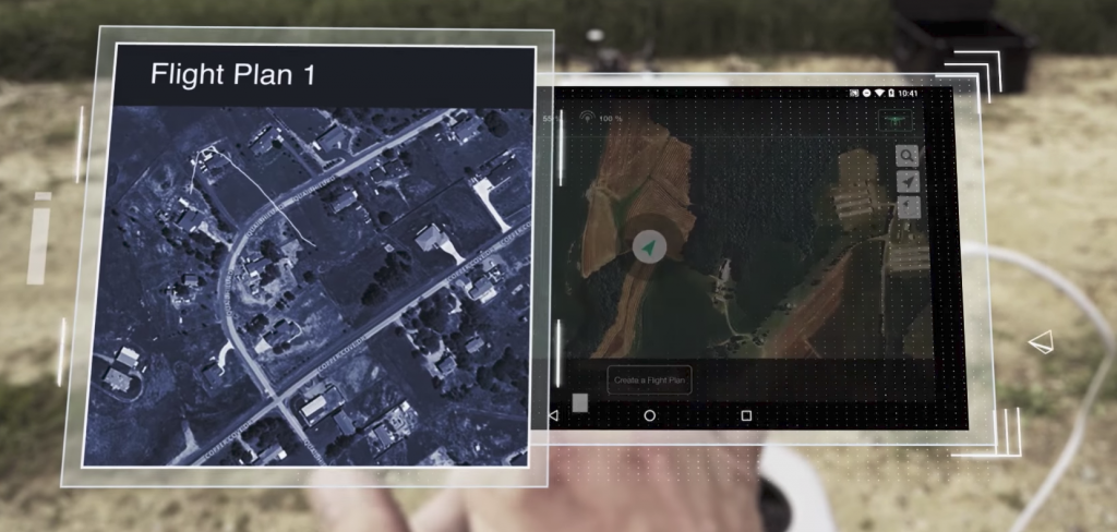 Enabling Aerial Data Applications With DJI Drones