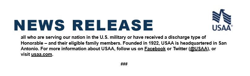 USAA RELEASE2