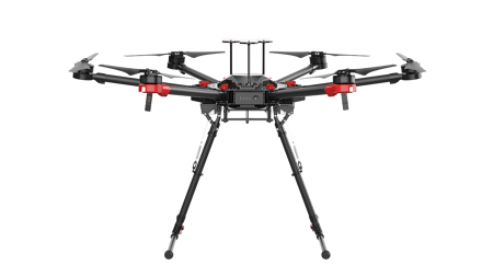 drone-M600-trans-front